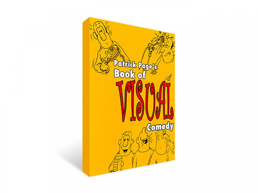 Book of Visual Comedy (Patrick Page)
