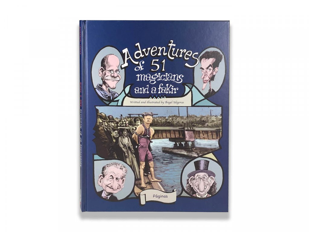 Adventures of 51 Magicians and a Fakir