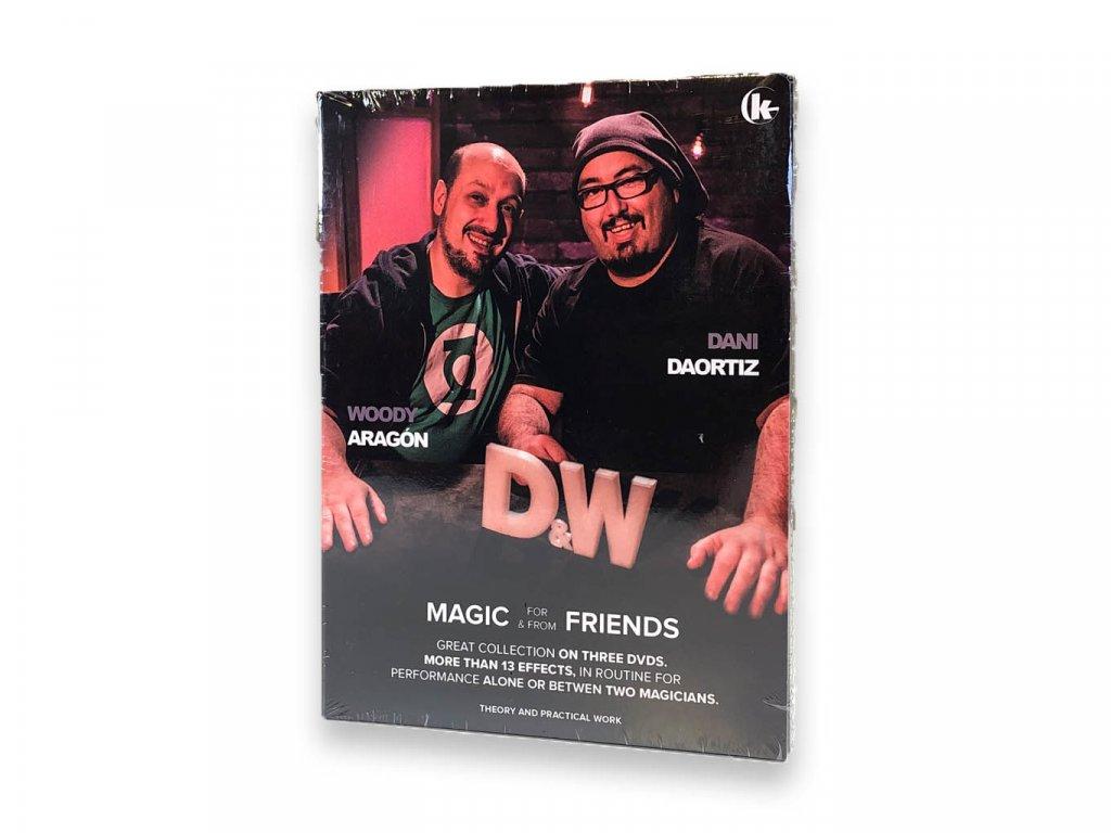 Dani DaOrtiz & Woody Aragón DVD