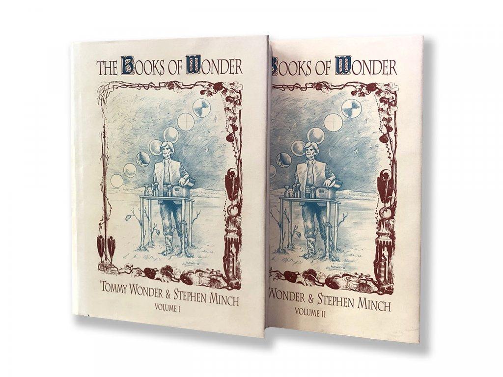Books of Wonder (Tommy Wonder)
