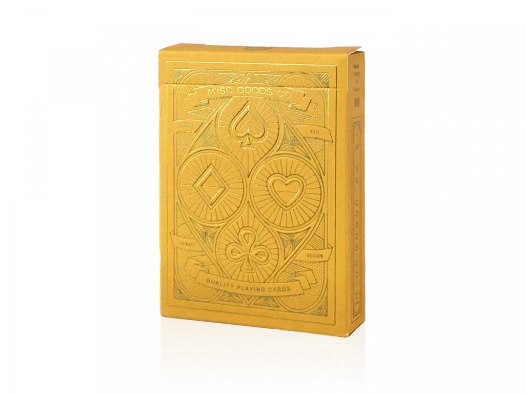 Sunrise Misc. Goods Playing Cards