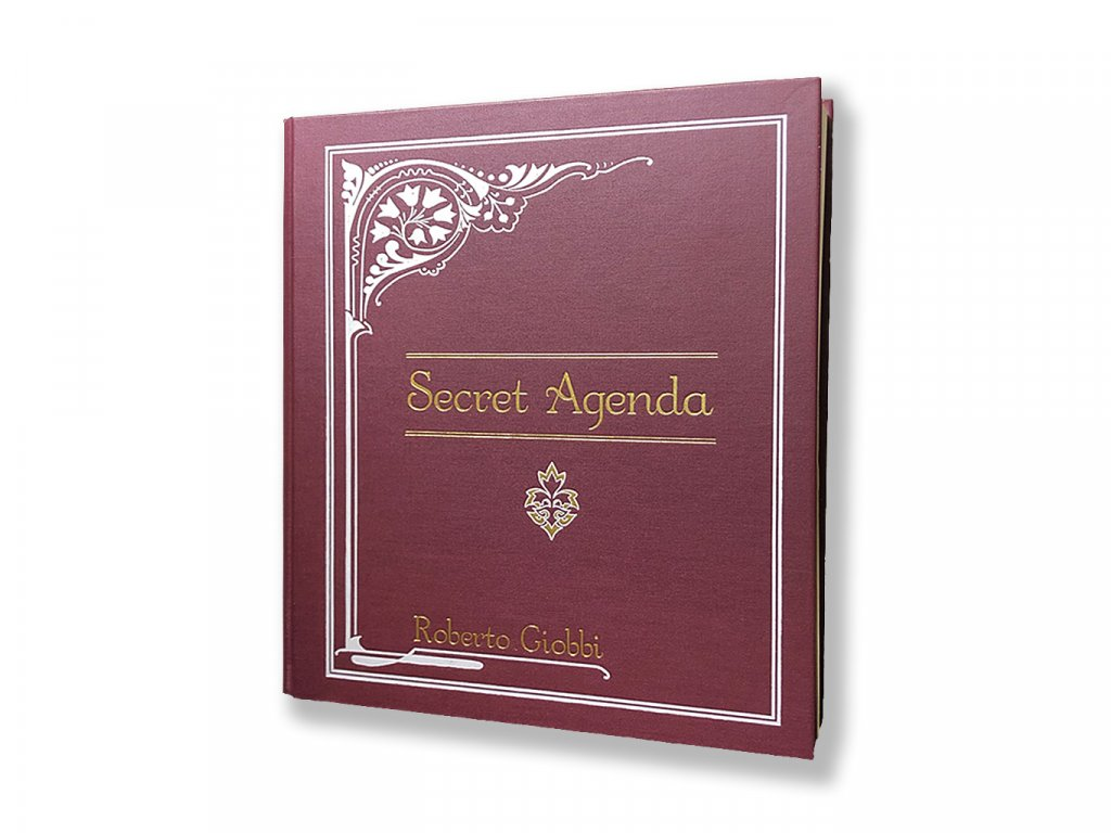 Secret Agenda (Roberto Giobbi)