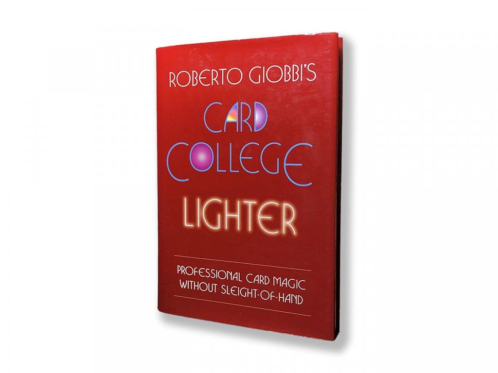 Card College Lighter (Roberto Giobbi)