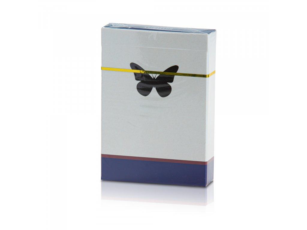 Karty Butterfly Playing Cards neznačené