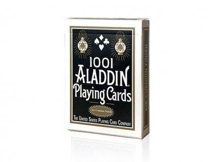 Black Aladdin Playing Cards