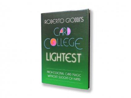 Card College Lightest (Roberto Giobbi)