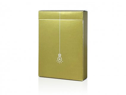 Gold ICON Playing Cards