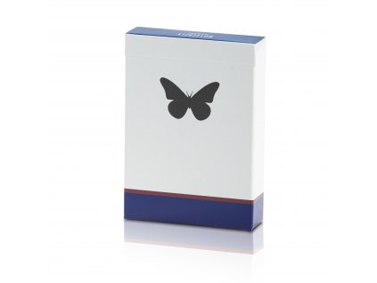 Karty Butterfly Playing Cards One Way Force Deck