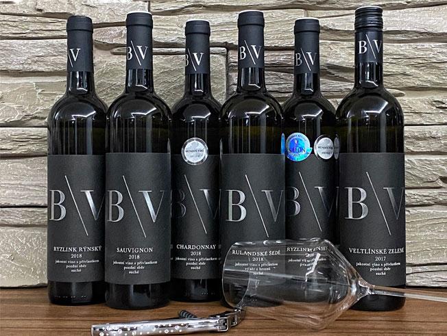 Kvalitní vína potřebují ten správný čas