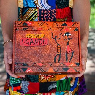 Dárkové krabičky Dárková sada Uganda