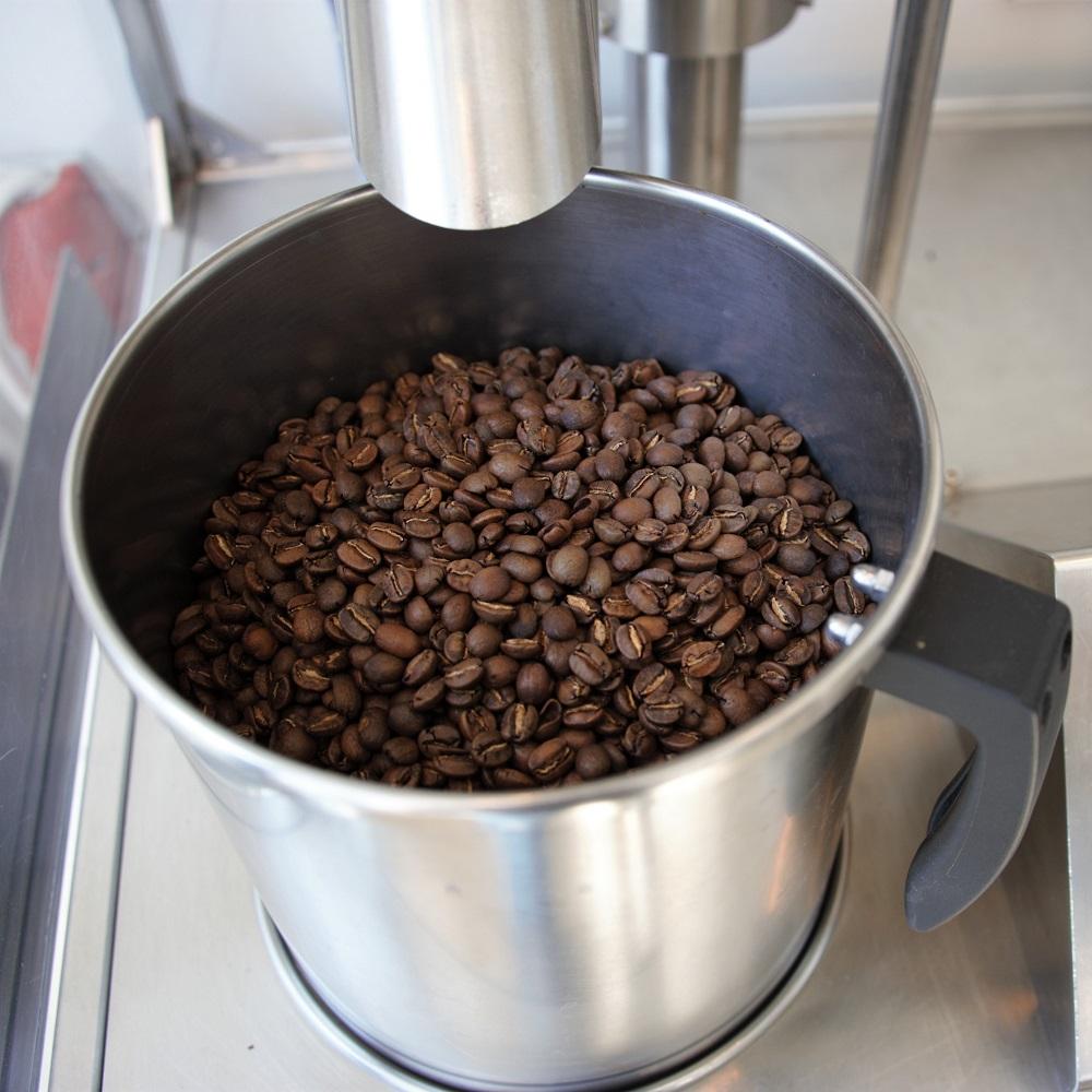 Pražená káva Direct Trade Uganda Bwindi Coffee