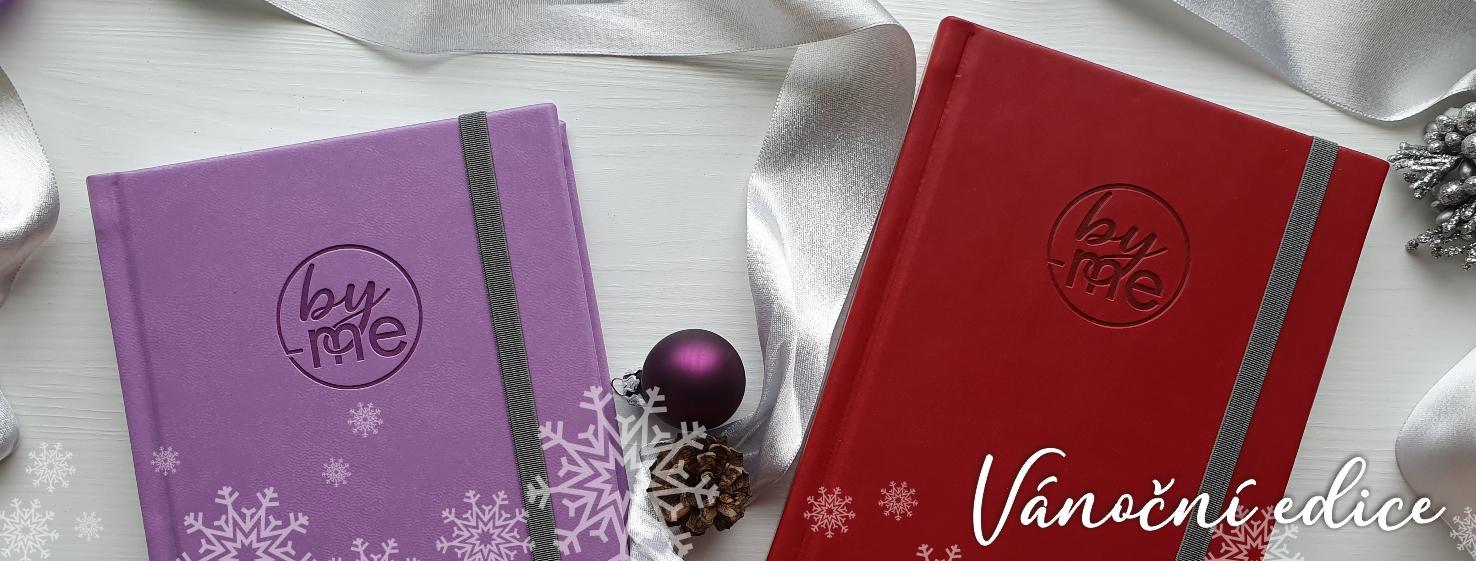 Vánoční edice diářů