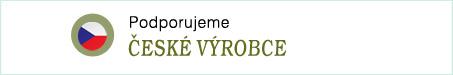 podporujeme České výrobce