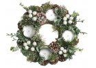 Vánoční věnce, adventní věnce
