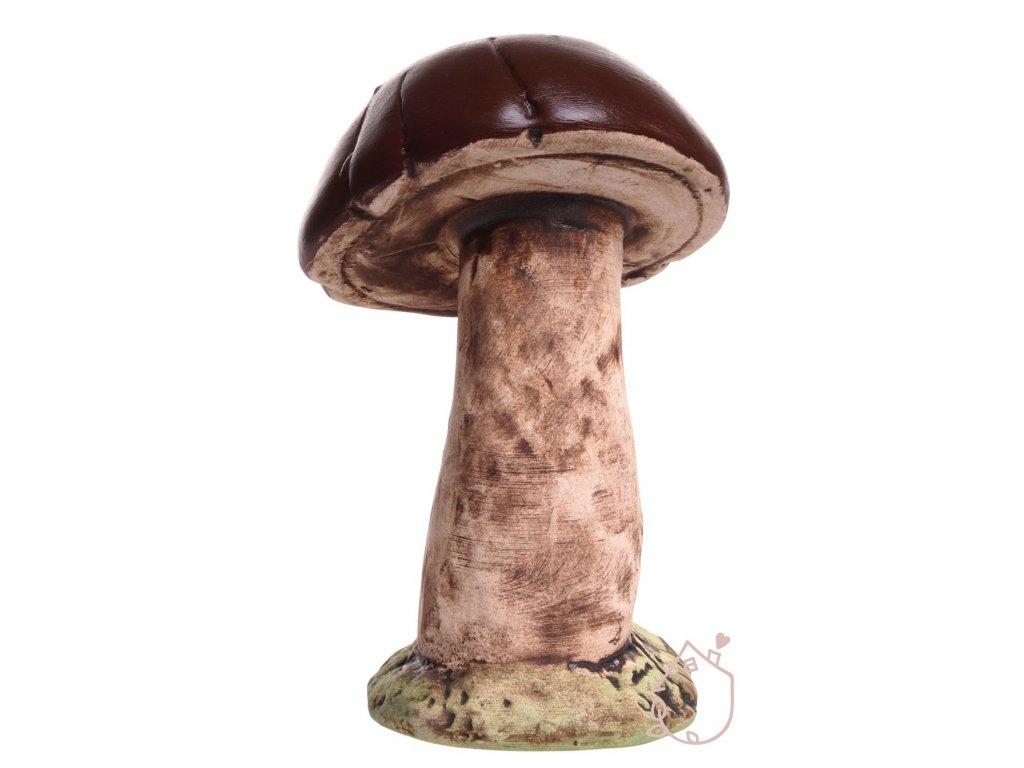 houba do zahrady
