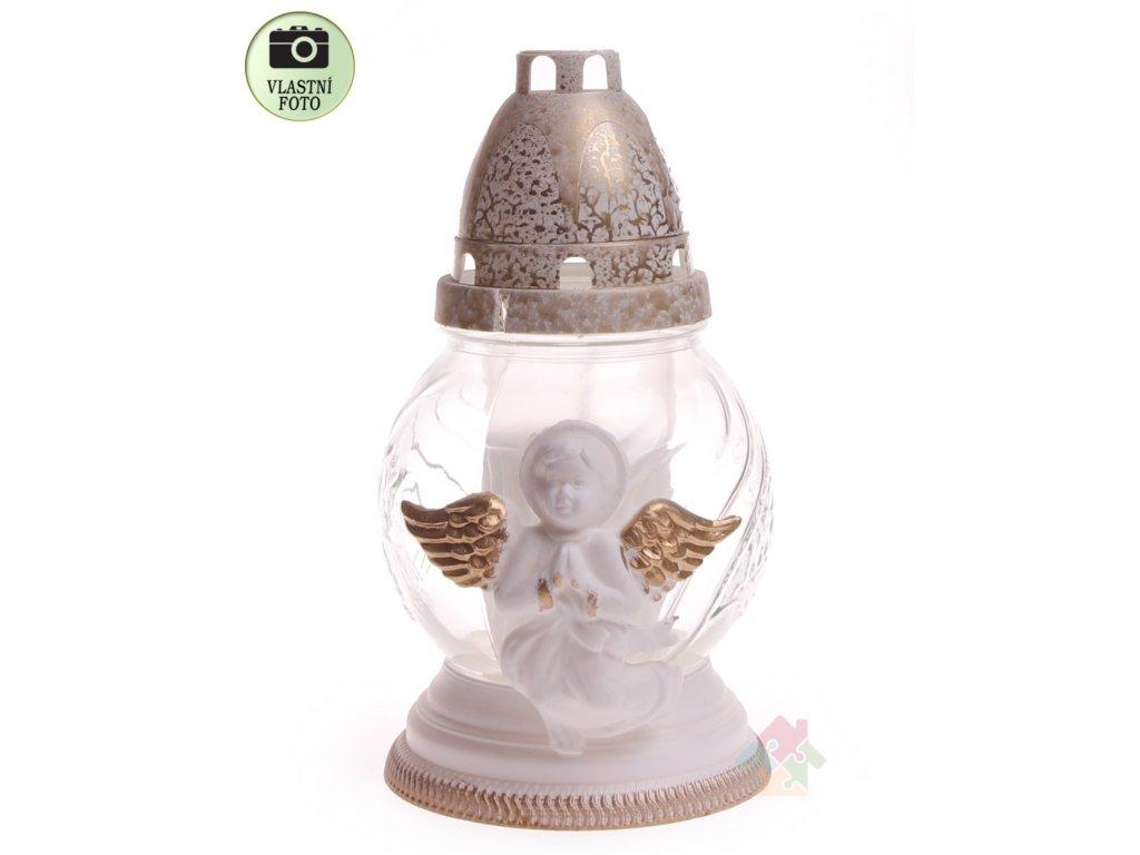 hřbitovní lampa