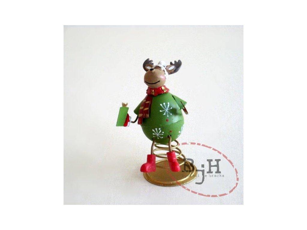 Sob - vánoční dekorace