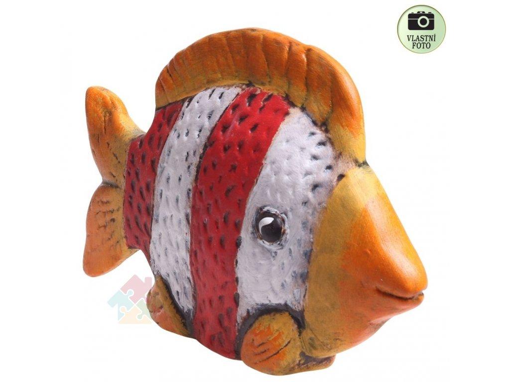 rybka do jezírka