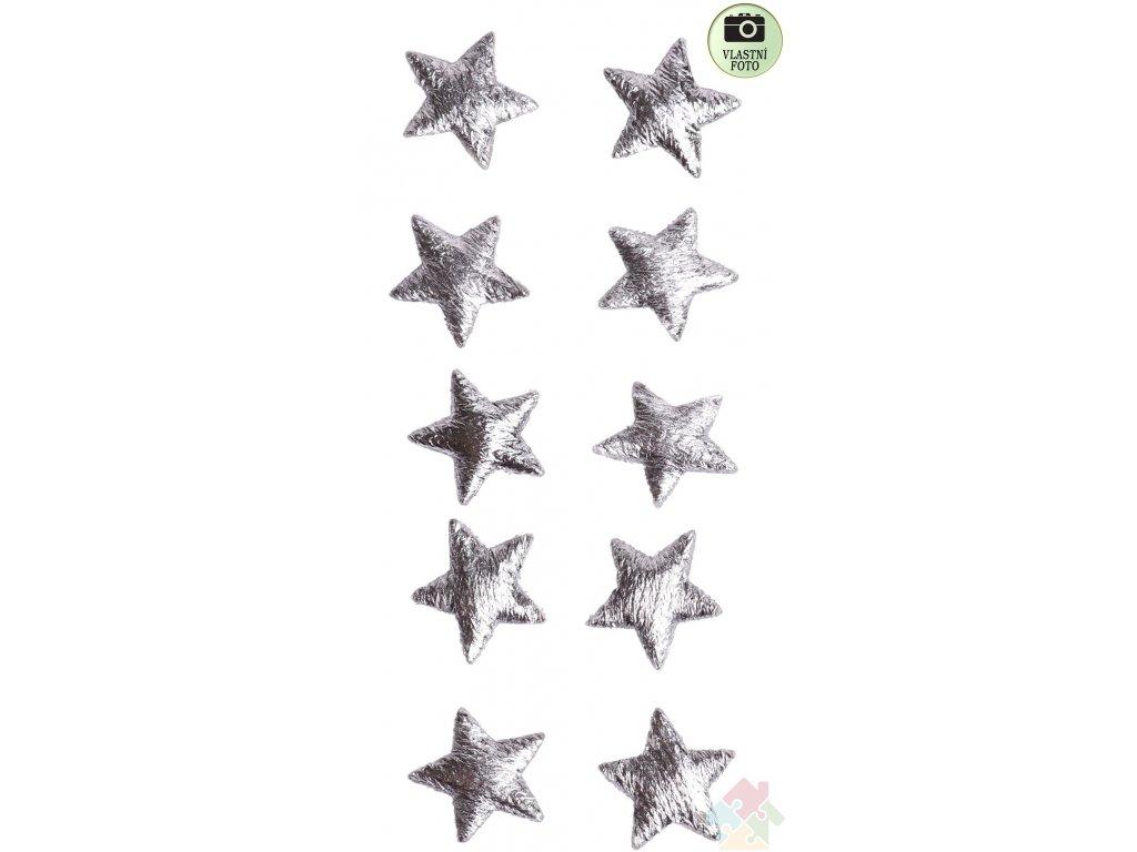 hvězda stříbrná
