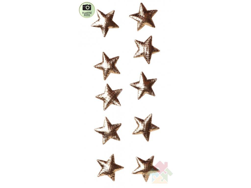 hvězda zlatá