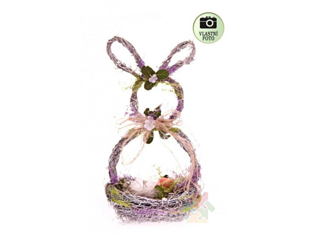 velikonoční dekorace zajíček