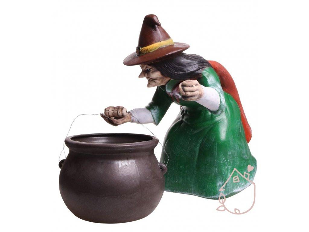 čarodějnice polly