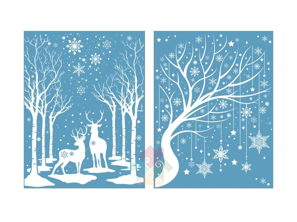 vánoční dekorace 497