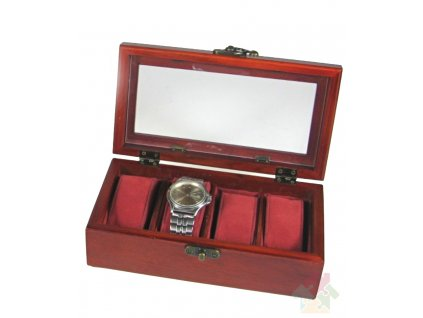 šperkovnice na hodinky