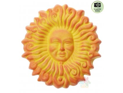 keramické slunce