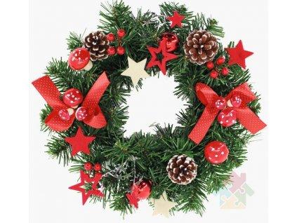vánoční věnec 3350