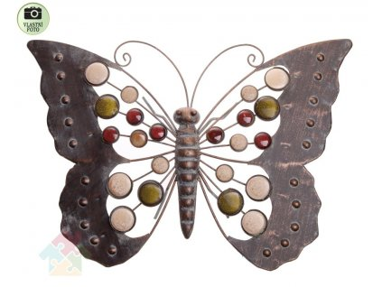 dekorace motýl