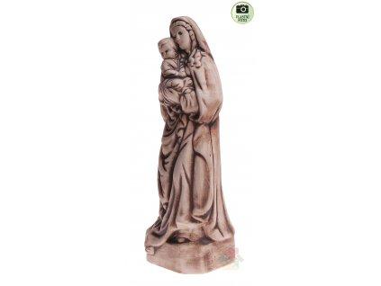 keramickí panenka marie
