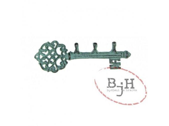 Věšák - klíč