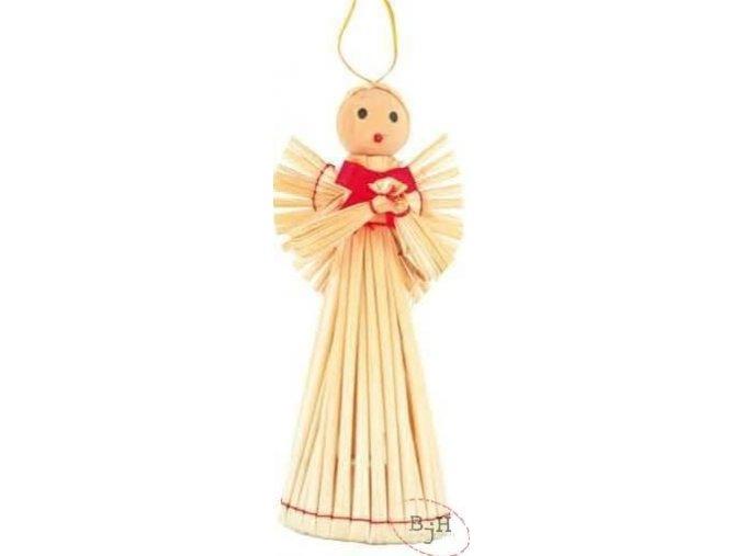 Vánoční dekorace anděl