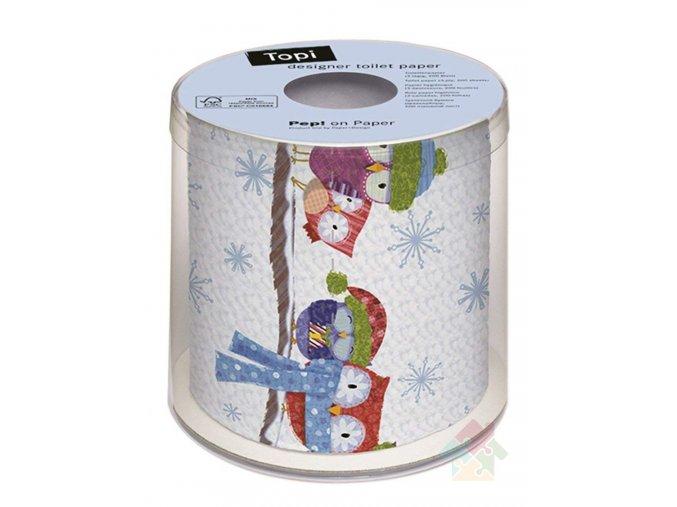 vánoční toaletní ppaír 047 tp0025