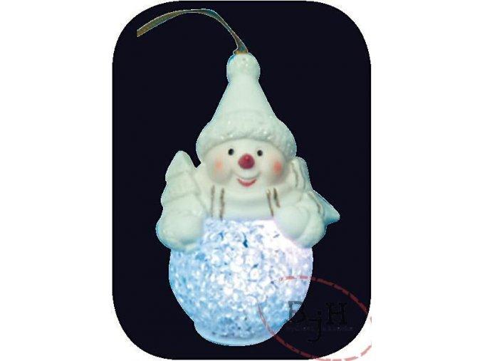 Vánoční svícen LED