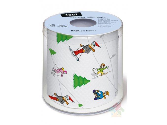 vánoční toaletní pappír 047 000219