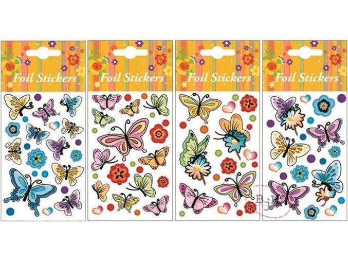 dekorace motýli