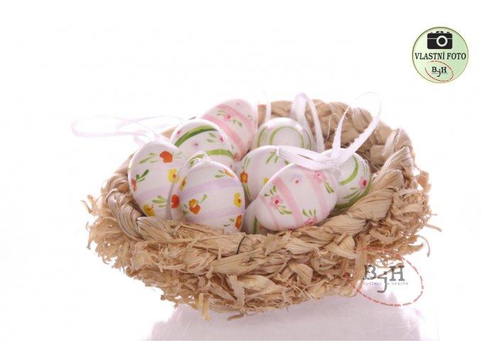 velikonoční vajíčka plastová