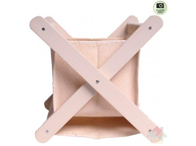Dětská dekorace - stojánek