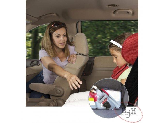 alarm bezpečnostního pásu