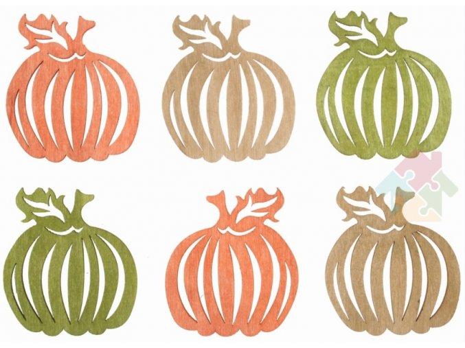 podzimní dekorace dýně 3832