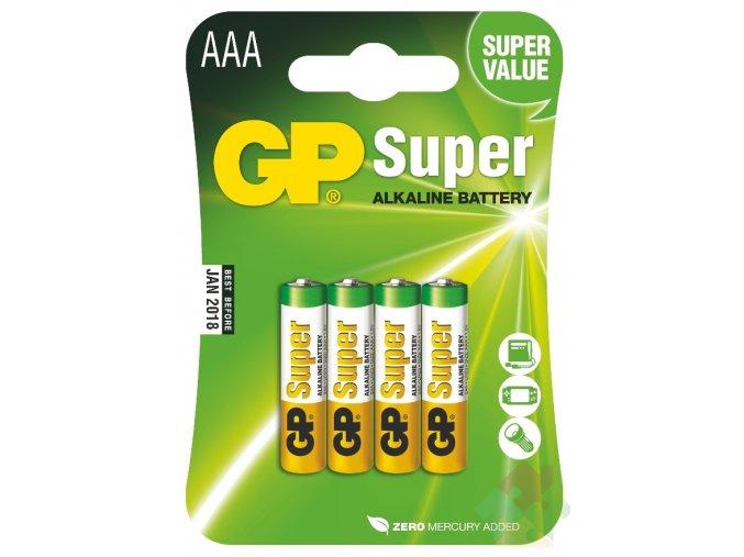 baterie AAA
