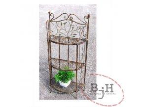 zahradní kovový nábytek
