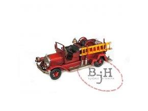 Replika hasičského auta