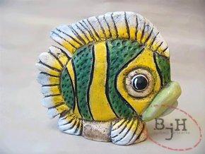 ryba k jezírku