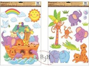 Dětské dekorace Noe
