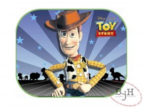 Slunenčí clona Toy story 3 - 2 kusy