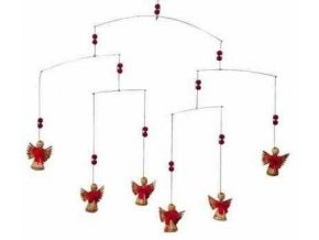Vánoční dekorace na zavěšení