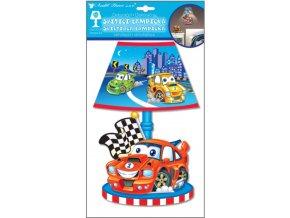 Dětská lampička Cars